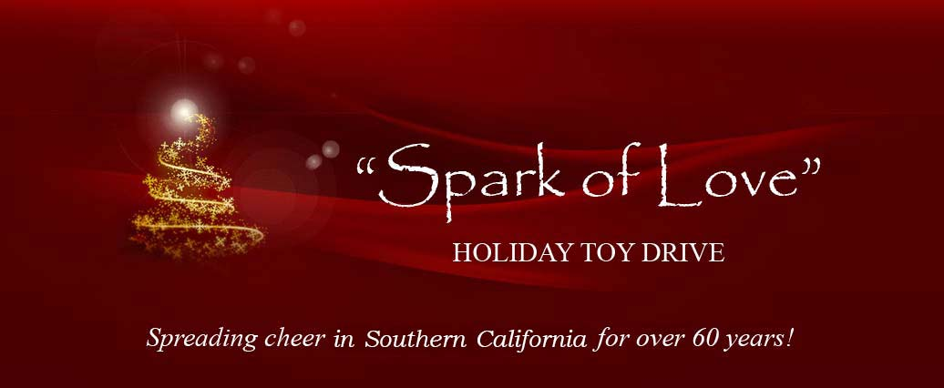 LBFD Spark of Love Toy Drive